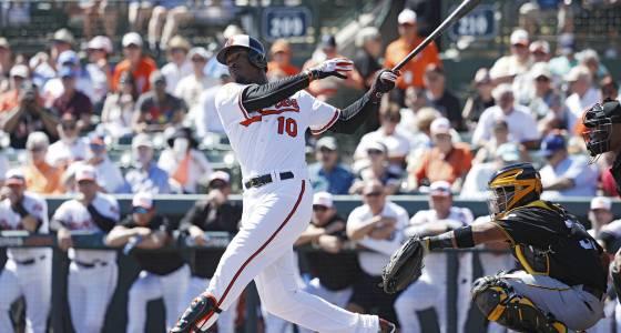 Adam Jones' long home run sparks Orioles' 8-3 win over Pirates