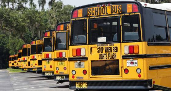 After swastika found on Seminole school bus, mom wants incident discussed