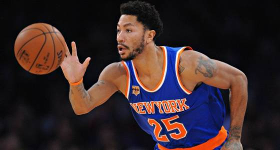 After talking Derrick Rose-for-Ricky Rubio, Knicks stay the course