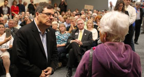 After town halls, Rep. Bilirakis says much of Obamacare still needs to go