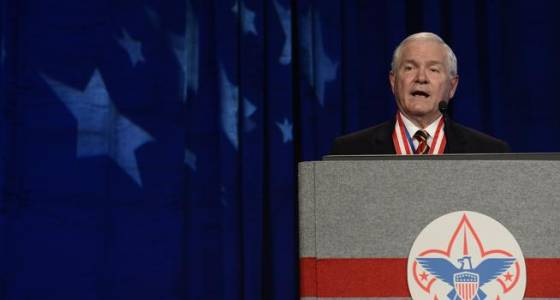 Ahead of CU Boulder visit, Robert Gates says country is 'exhausted with war'