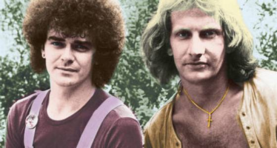 Air Supply launched from 'Love'   Jersey Retro