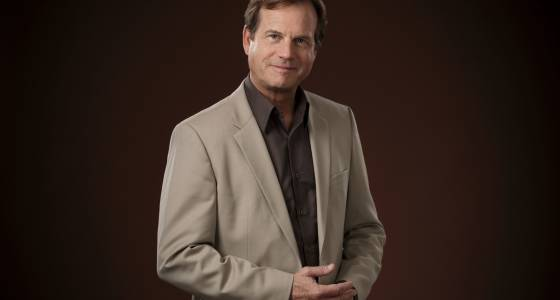 An actor's actor, Bill Paxton had the rare ability to move seamlessly through time