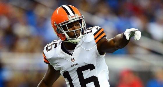 Andrew Hawkins may be an ex-Brown, but his voice still will be heard
