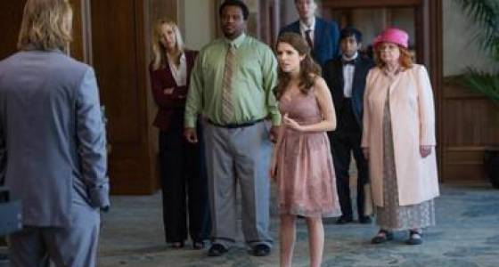 Anna Kendrick of 'Twilight' fame stars in lame comedy-drama 'Table 19' (review, photos)