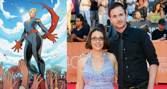 'Captain Marvel' finds its directors