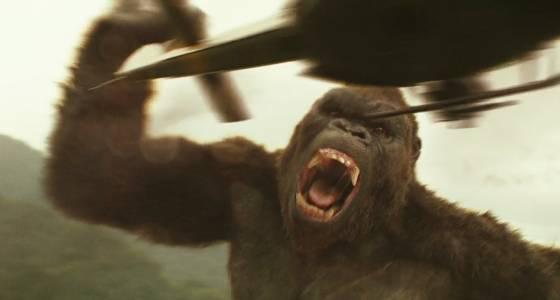 'Kong: Skull Island' poised for $50-million opening as studios take a monster franchise gamble