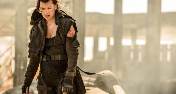 'Resident Evil' sequel scares up big business in China