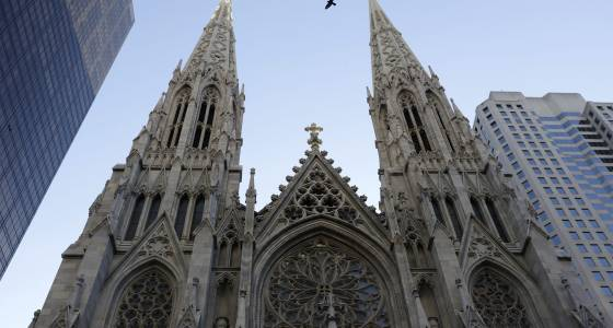 Archdiocese wants to mortgage prized Manhattan real estate to pay off sex abuse victims