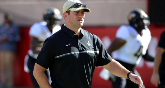 Arrest costs ex-Purdue coach Parker ECU job