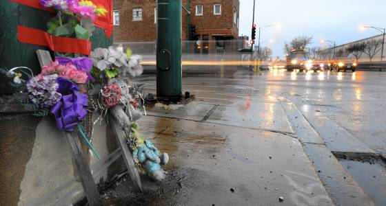 Ashland Avenue deadliest Chicago street for pedestrians, statistics show
