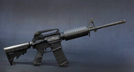 ATF: Canadian crook bought assault rifle on store credit