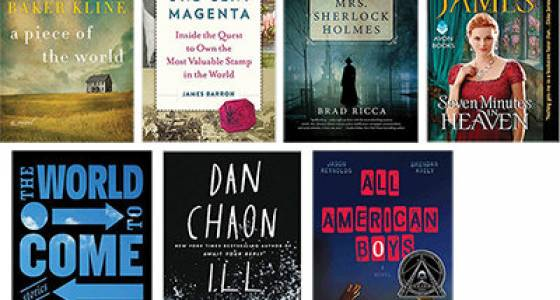 Authors galore at the library in March: Community Voices
