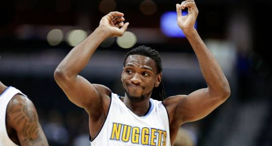 Back woes to keep Nuggets' Faried sidelined