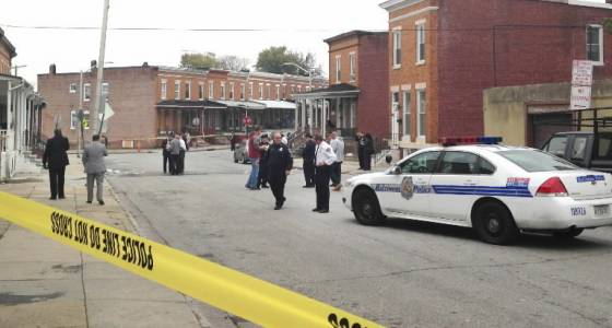 Baltimore should have control of its own police force