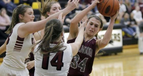 Bangor girls basketball pens signature win, bounces Pottsville in D-11 semis