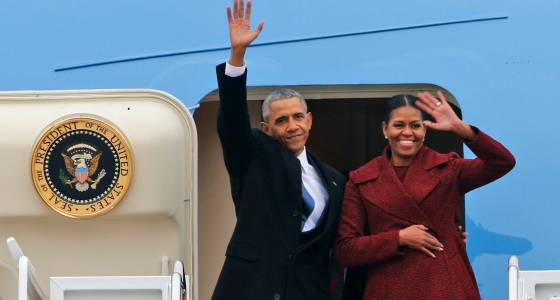 Barack and Michelle Obama each have book deals