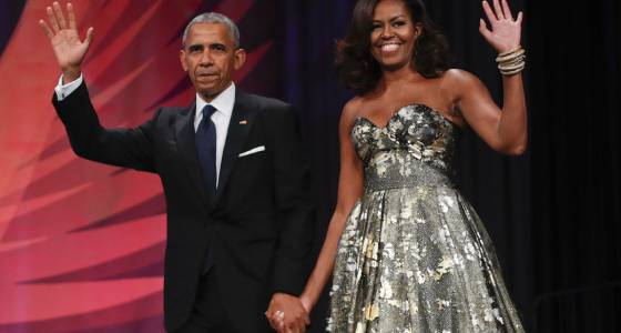 Barack, Michelle Obama get book deals    Toronto Star