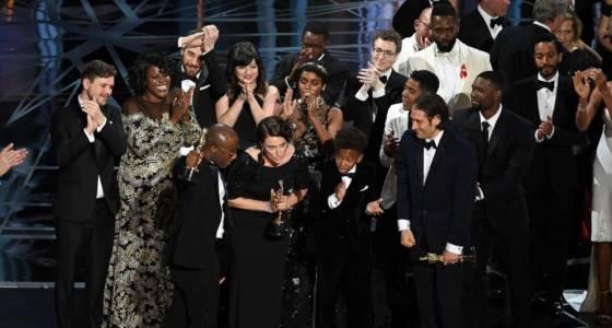Barry Jenkins, Mahershala Ali and Emma Stone react to Oscars most effective image mix-up