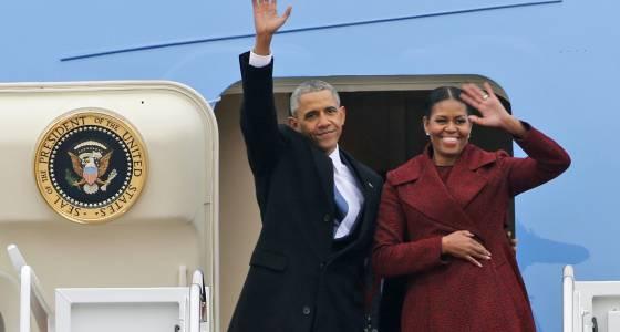 Bidding for the Obamas' book deal crests $60 million