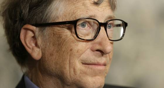 Bill Gates expresses concern about digital isolationism