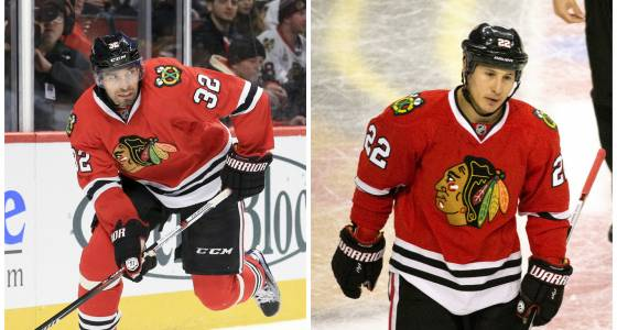 Blackhawks sign Michal Rozsival, Jordin Tootoo to contract extensions