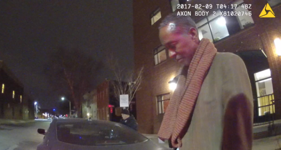 Body camera video shows traffic stop of Baltimore City councilman