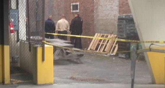 Body found near Schenectady parking garage