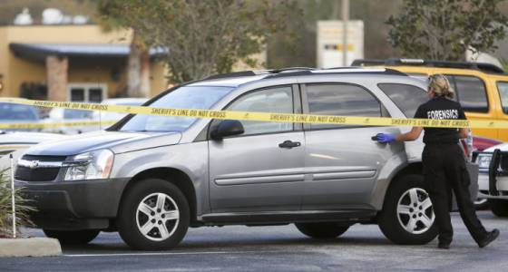 Boy left in SUV for more than five hours in a Brandon parking lot has died