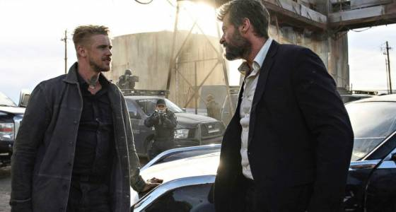 Boyd Holbrook of 'Logan' dishes on his villainous character