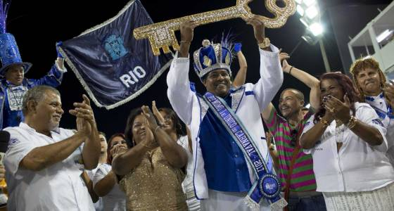 Brazil's Carnival kicks off with parades and street parties