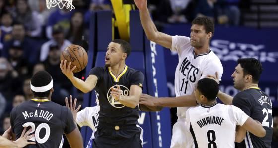 Brook Lopez's struggles doom any chance for a Nets upset