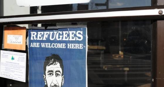 Brooklyn businesses welcome refugees