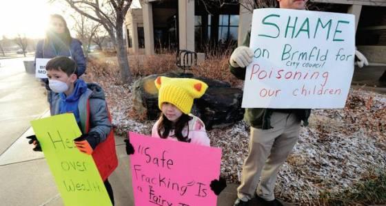Broomfield City Council postpones vote on oil, gas moratorium