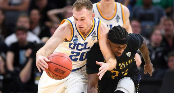 Bryce Alford and UCLA are in no hurry to end their tournament run