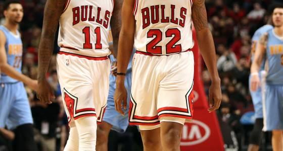 Bulls defense falters, shooting lags as Nuggets snap 4-game winning streak