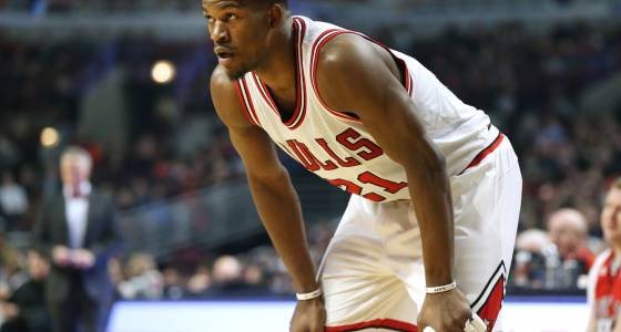 Bulls' odd deal suggests Jimmy Butler trade delayed, not necessarily denied