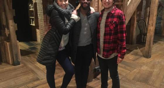 Cal State Fullerton alum goes from 'Hamilton' fan to a member of the cast