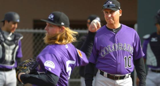 Can Bud Black break the curse of Coors Field?