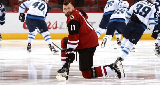 Canadiens among contenders eyeing Coyotes' Hanzal