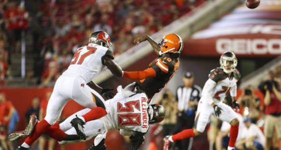 C'mon, 'Hard Knocks,' give us drama, dysfunction and the Browns