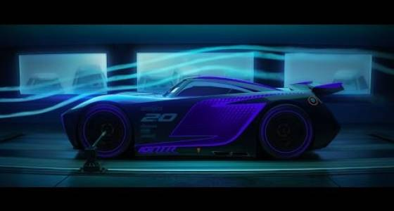 'Cars 3' actually looks totally cool