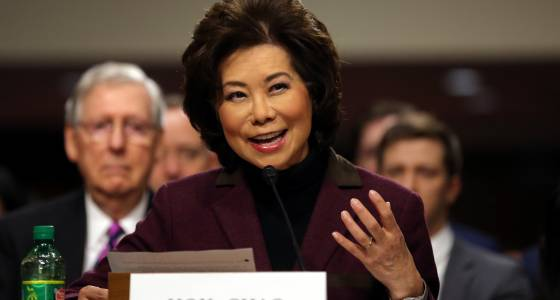Cars Of The Future: Transportation Secretary Elaine Chao Plans To 'Update And Amend' Obama-Era Self-Driving Vehicle Guidelines