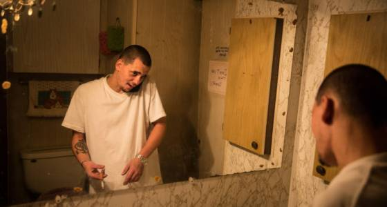Catching up, one year later: A recovering heroin addict finds hope and grace