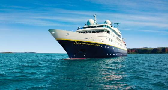 Celebrity speakers and cruise programs that are anything but boring