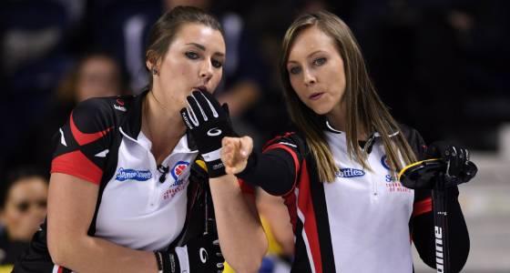Champion curlers give data analysis a shot    Toronto Star