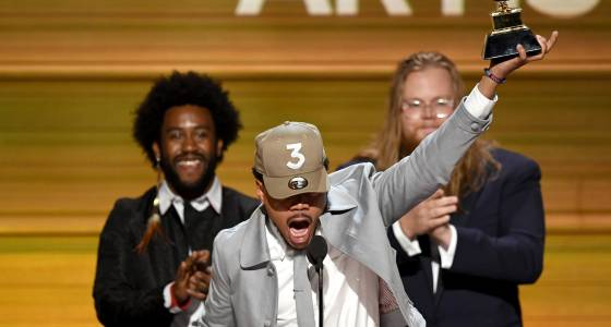 Chance the Rapper said he rented South Side theater for free 'Get Out' screenings