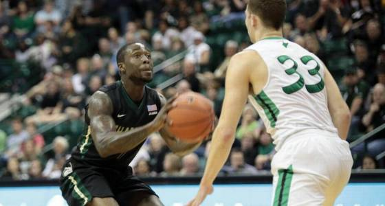 Charlotte 49ers let lead slip away, fall to Marshall on Senior Night