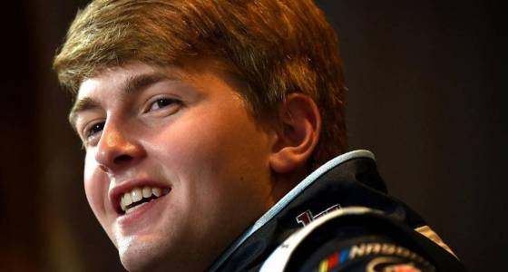 Charlotte's William Byron moves home, graduates to next level in NASCAR education