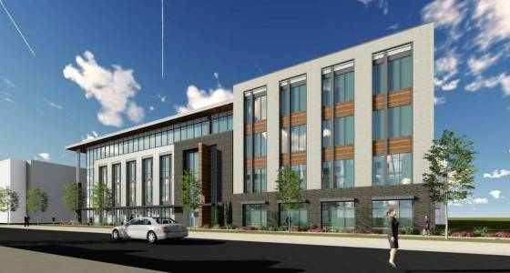 Check out this new office building planned for Charlotte